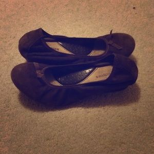 Hush Puppies Brown Wedge's